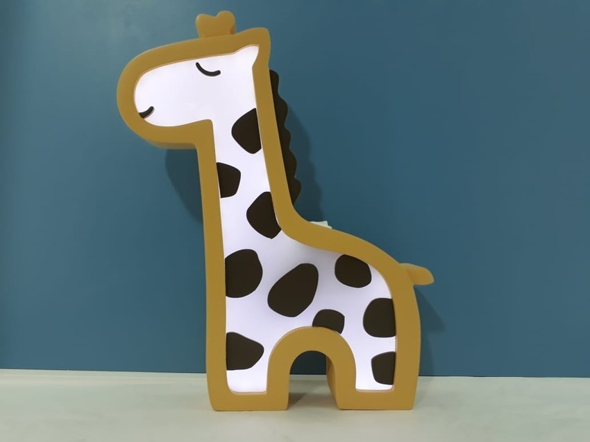 Luminária Infantil Girafa