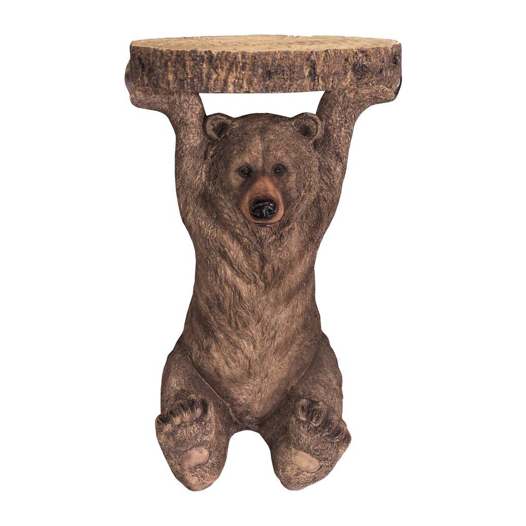 Mesa Lateral Urso Pardo G