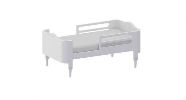 Mini cama Bo Kids Classic Branca