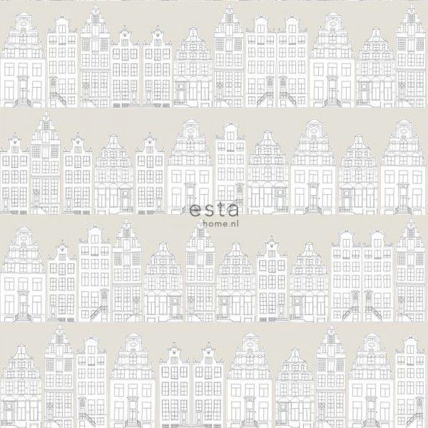 Papel de parede vinílico Little Bandits 138909
