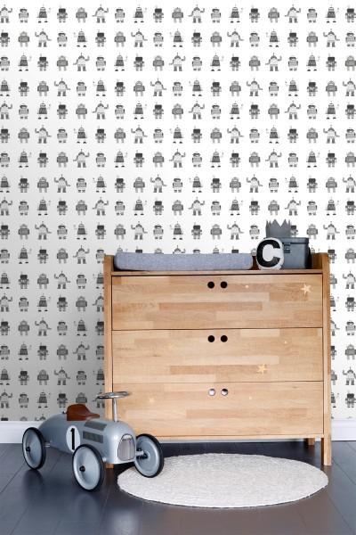 Papel de parede vinílico Little Bandits 138939