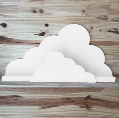 Porta Livro Nuvem