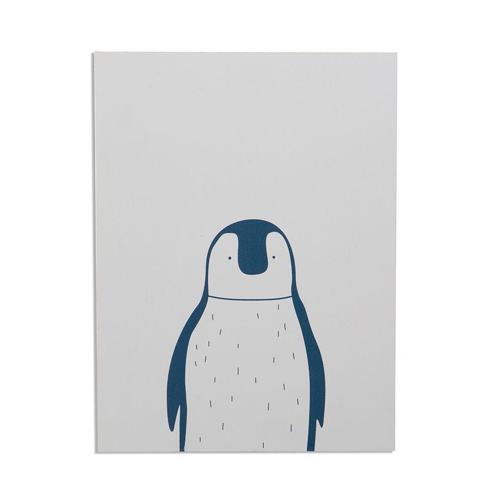 Quadro Pinguim