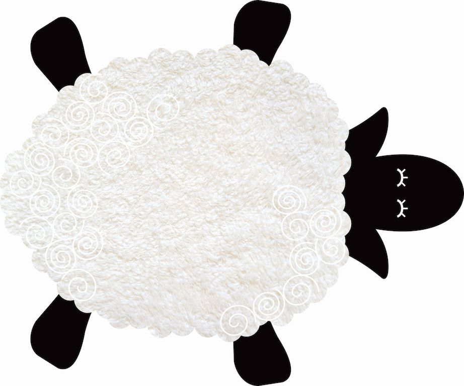 Tapete ovelha