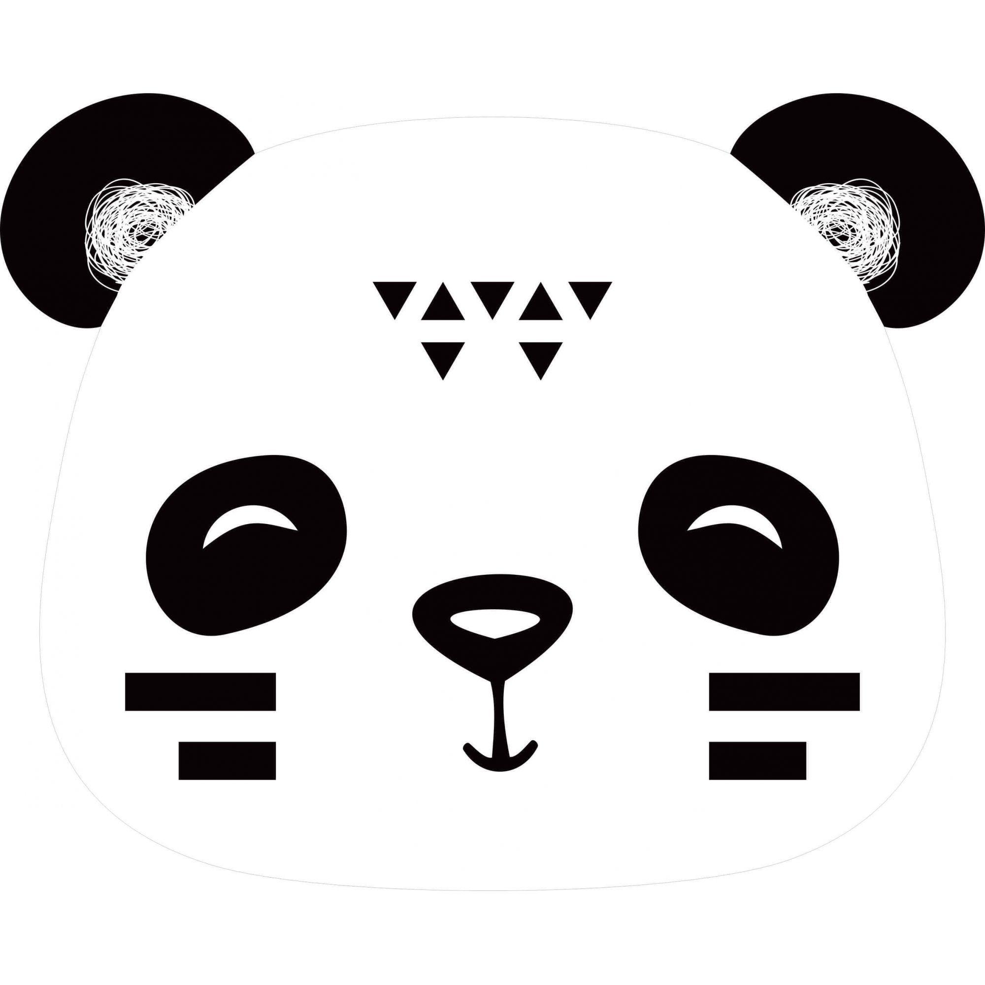 Tapete panda boy
