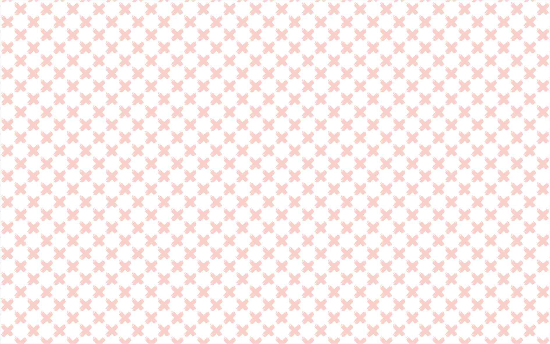 Tapete pincelado rosa