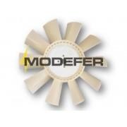 Hélice Ventilador F1000/4000 MWM X10 ano 95 em diante Plástico