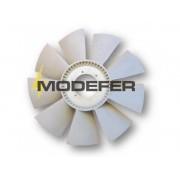 Hélice Ventilador F11000/14000 Sapão Plástico 9 Pás