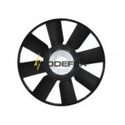 Hélice Ventilador L1620 c/ anel 8 Pás