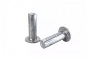Rebite Maciço Aluminio Rebibras 1000 Unidades