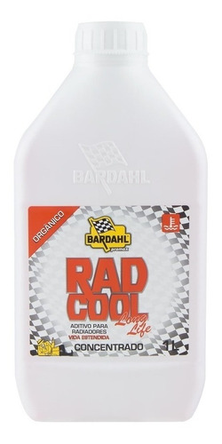 Aditivo Para Radiador Rad Cool Long Life - Bardahl
