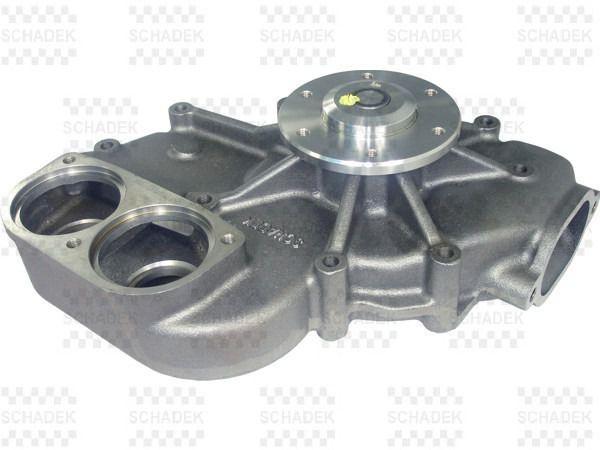 Bomba D'água OM447/OM457 até 2005 ELETR 135MM