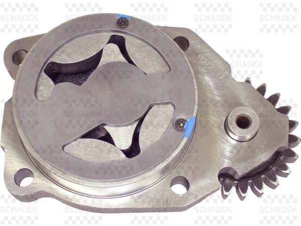 Bomba Óleo Motor Cummins ISB 5.9 ELETR
