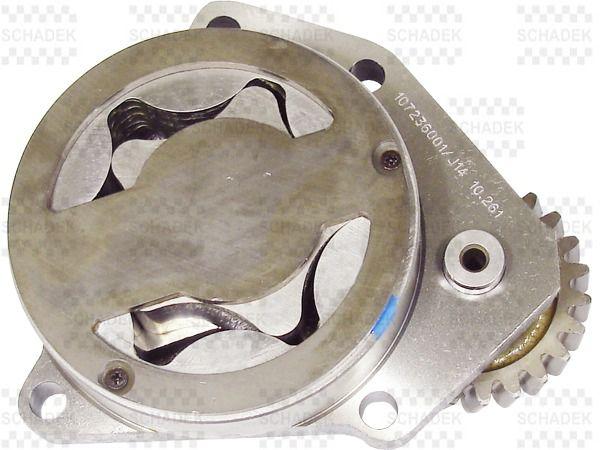 Bomba Óleo Motor Cummins ISC 8.3 Elétrica