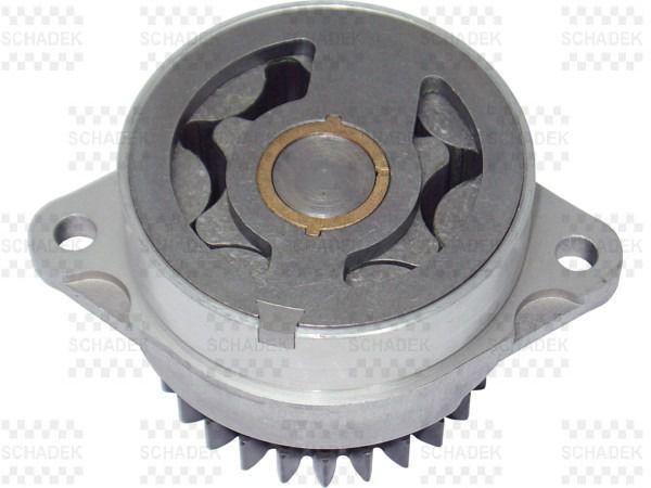 Bomba Óleo Motor MWM 4.12/6.12 Elétrica