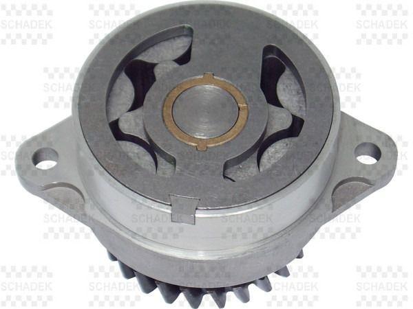 Bomba Óleo Motor MWM X10