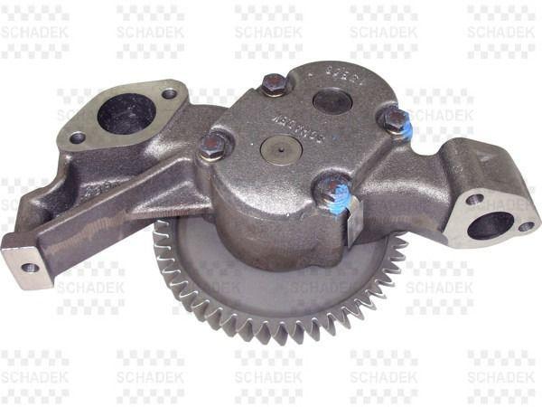 Bomba Óleo Motor OM457LA Antigo