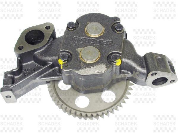 Bomba Óleo Motor OM457LA Axor