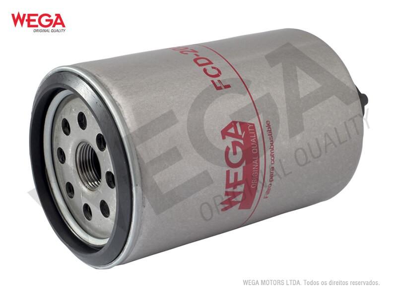Elemento Diesel Sedimentador L1620