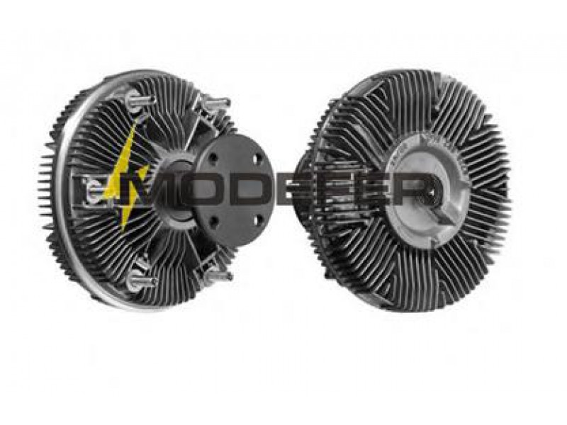 Embreagem Viscosa MB 1622/2428 Eletrônico