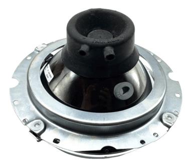 Farol VW 11130 redondo - Farol H4 - Refletor e Aro em Aço