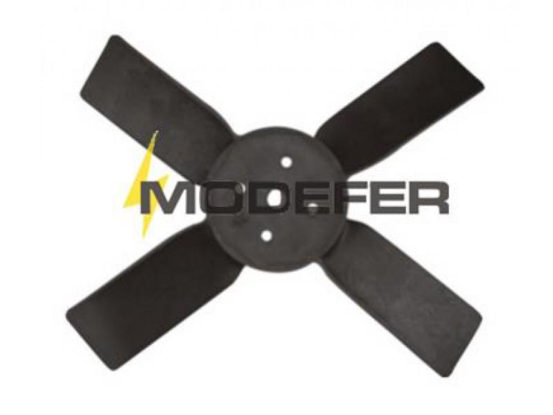 Hélice Ventilador F1000/4000 MWM Plástico 4 Pás