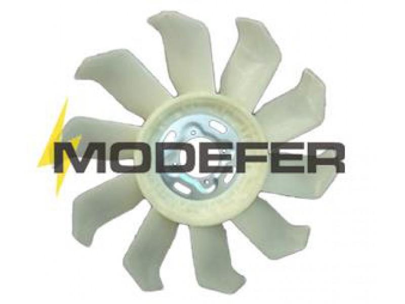 Hélice Ventilador F250 MWM Sprint Plástico