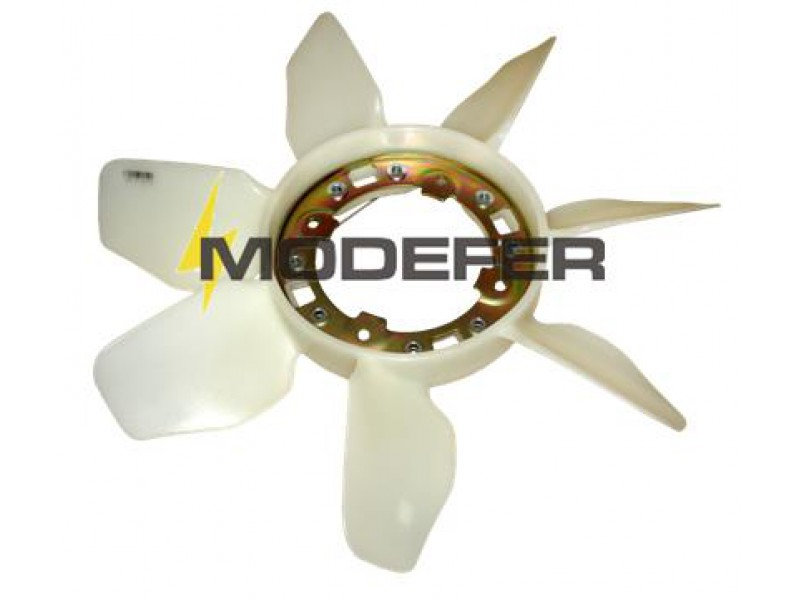 Hélice Ventilador Hilux SW4 2.8/3.0 ano 2005 a 2009