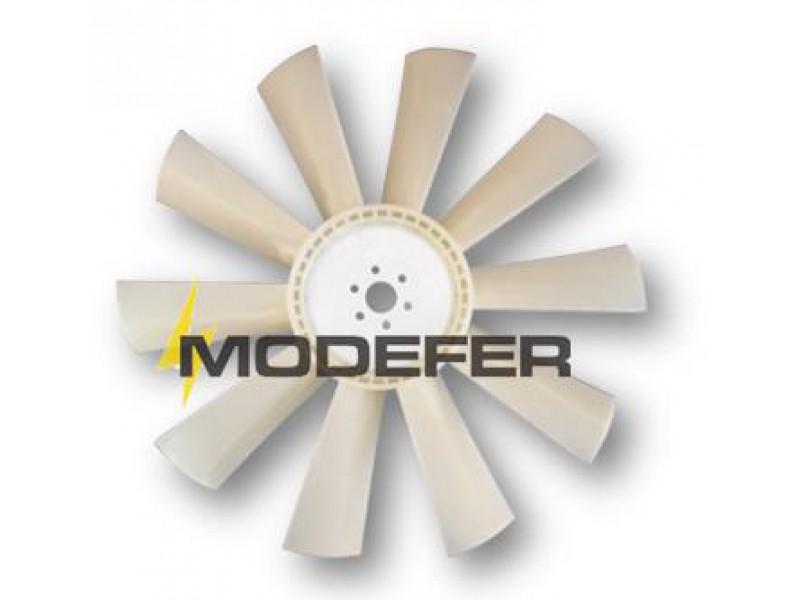 Hélice Ventilador L1214/1621 Plástico 10 Pás