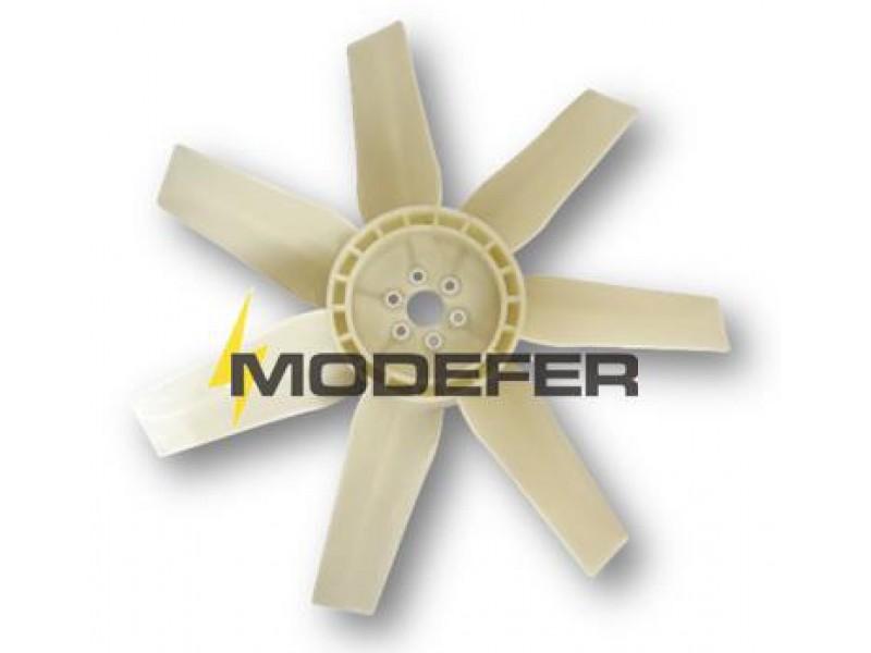 Hélice Ventilador L1214/1621 Plástico 7 Pás