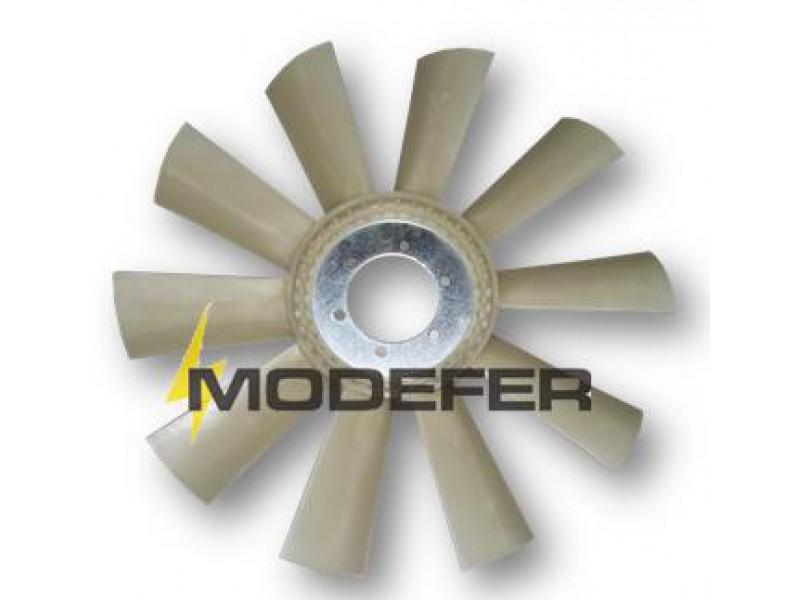 Hélice Ventilador L1519/2220 Plástico 10 Pás