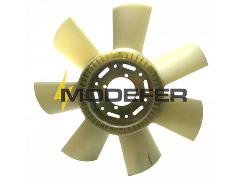 Hélice Ventilador Volare Mwm Sprint 4.07 7 Pás
