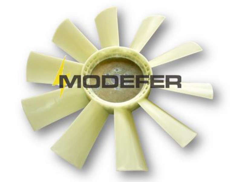 Hélice Ventilador VW11130/ Plástico 10 Pás