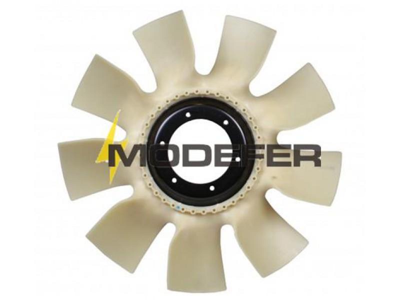 Hélice Ventilador VW26260/31260 Plástico 9 Pás