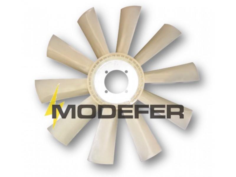 Hélice Ventilador VW7100/8140 Plástico 10 Pás