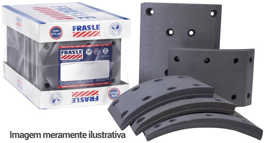 Lona de Freio - Frasle - 4514-F