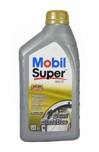 Óleo 15w40 Sn Semi Sintético Mobil Super 1L