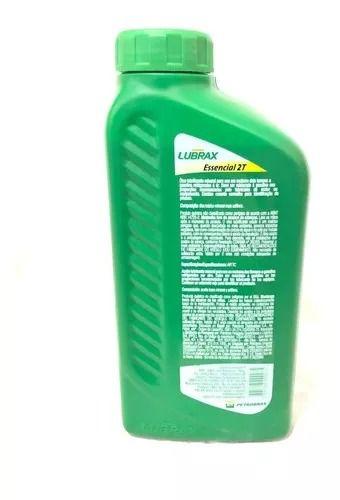 Óleo Lubrax Petrobras Moto Essencial Api Tc 2t Mineral 500ml
