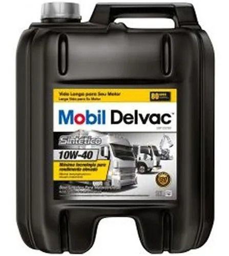 Óleo Mobil Delvac 10w40 Euro 5 Sintético 20 Litros