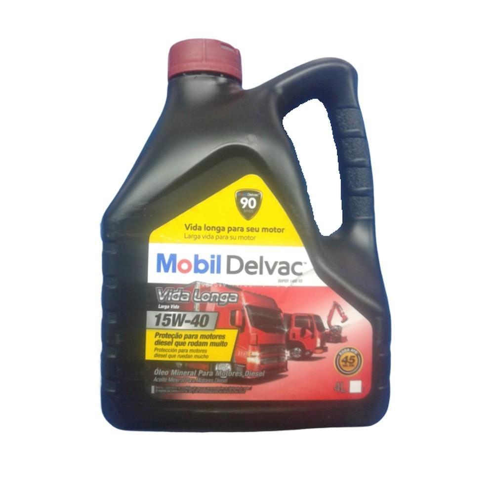 Óleo Mobil Delvac Super 1400 15W-40