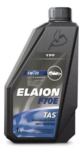 Óleo Motor 5W30 Elaion F70E Sintético Amarok 1L