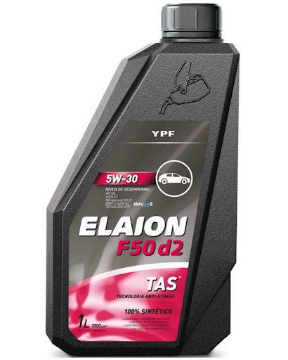 Óleo Motor 5w30 Elaion F50D2 Sintético 1L