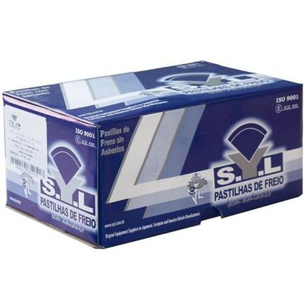 Pastilha Freio Iveco Daily 70C16  - Disco Ventilado - Sistema Brempo