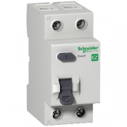 INTERRUPTOR DIFERENCIAL RESIDUAL EASY9 2P 30MA 63A CLASSE AC 3000A 230V