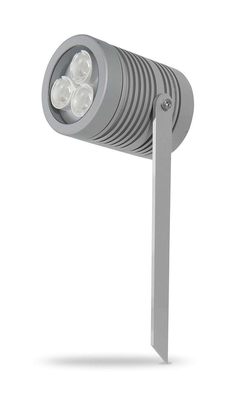 Finco de jardim LED 9Watts RGB
