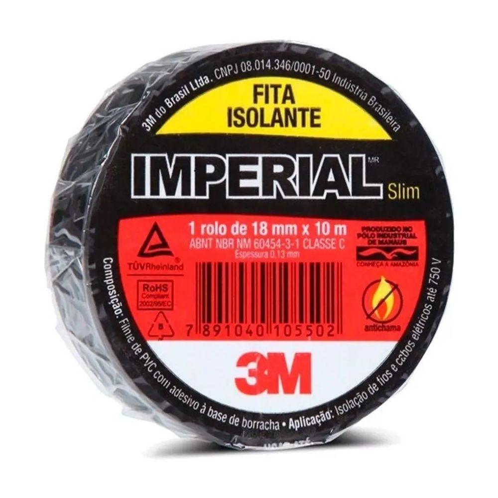 FITA ISOLANTE 18X20M IMPERIAL SLIM