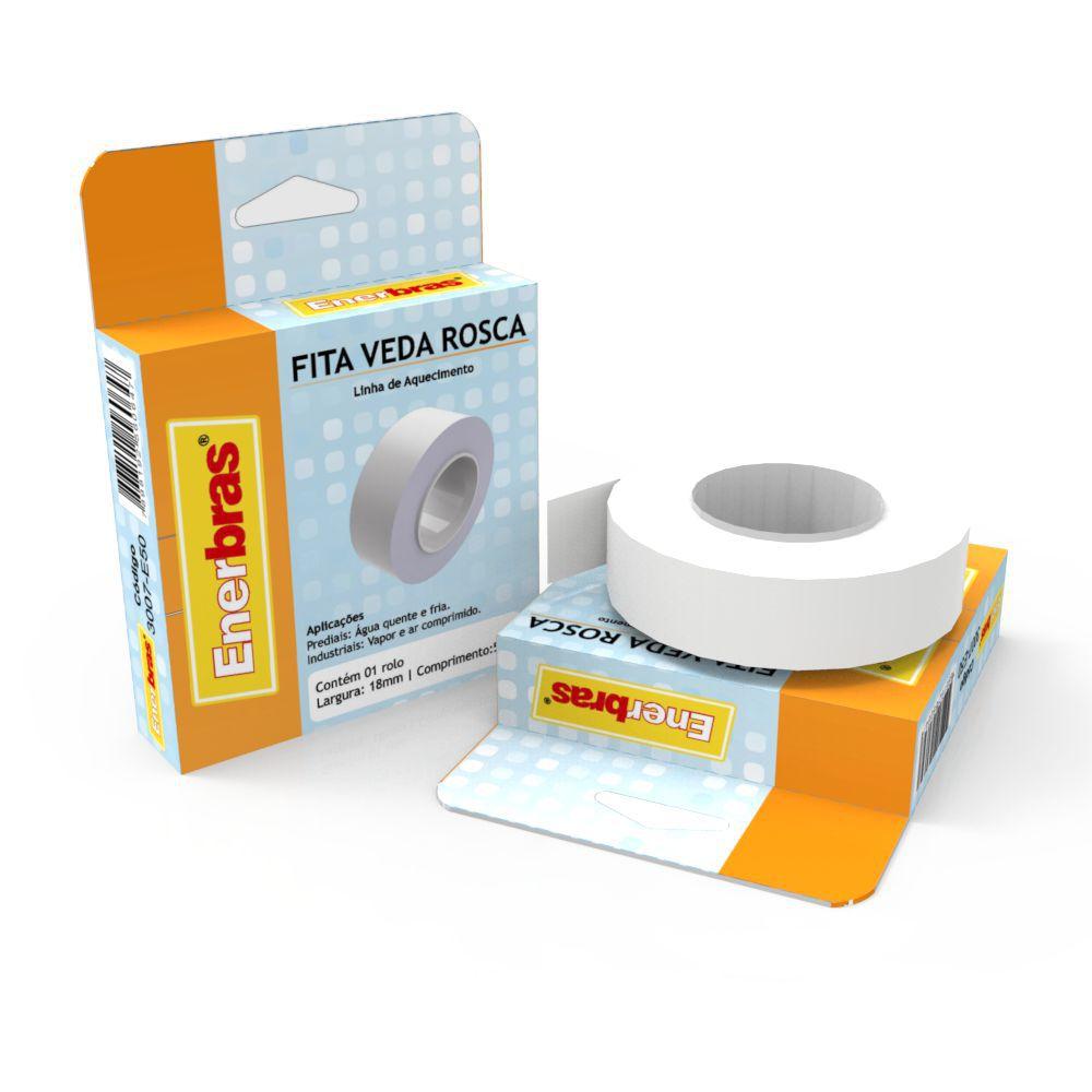 FITA VEDAROSCA 18X10MM 3007-E10