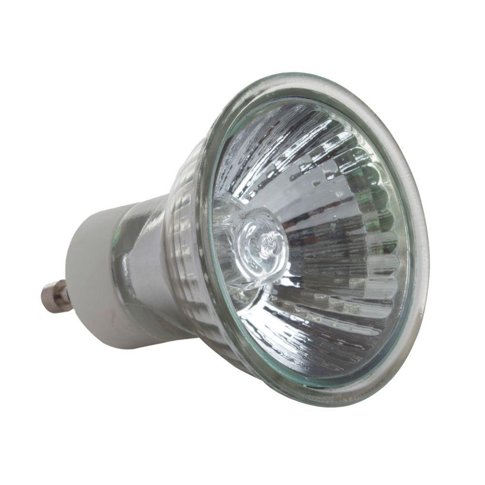 Lâmpada Dicróica 50W GU10 3000K 220V