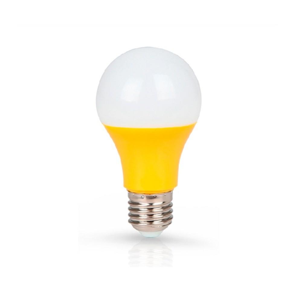 Lâmpada LED Classic 7W Amarela E27 100-240V