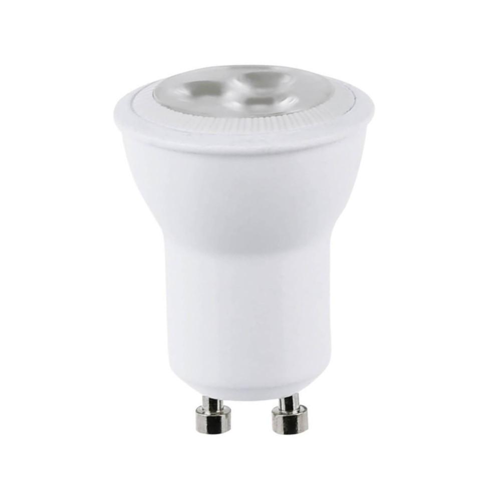 LAMPADA LED MR11 3,5W BRANCA FRIA 6500K GU10 100-240V